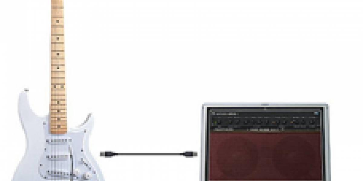 Guitarra Eléctrica USB
