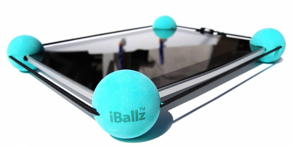 iBallz: Bolas coloridas cuidan tu iPad