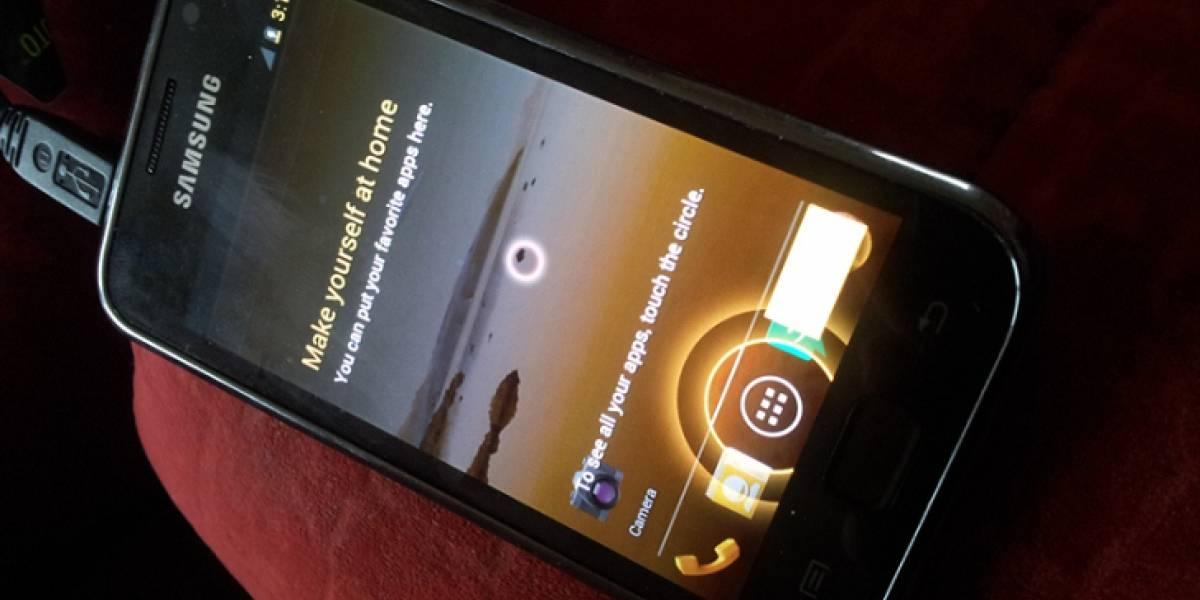 La otra opción de Samsung para no dejar al Galaxy S en el olvido