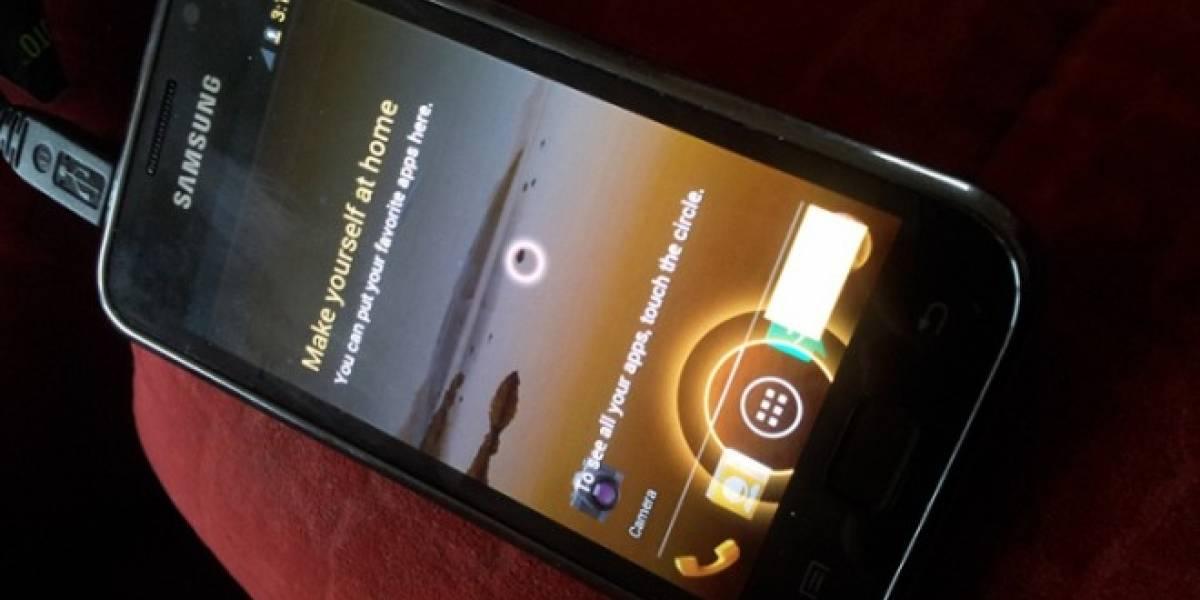 Samsung descarta la actualización del Galaxy S y el Galaxy Tab a ICS