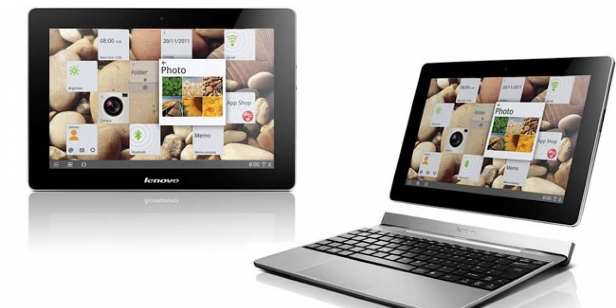 CES 2012: Lenovo presenta su IdeaTab S2 con Android 4.0 y dock opcional