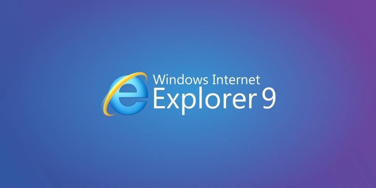 Es oficial, Internet Explorer 9 el 14 de Marzo
