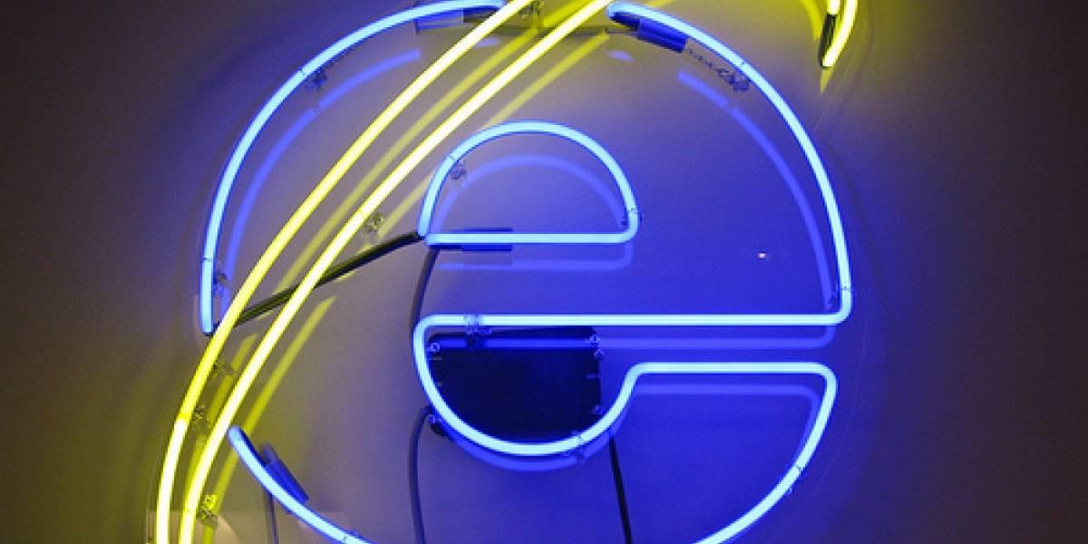 Internet Explorer perdió participación durante junio