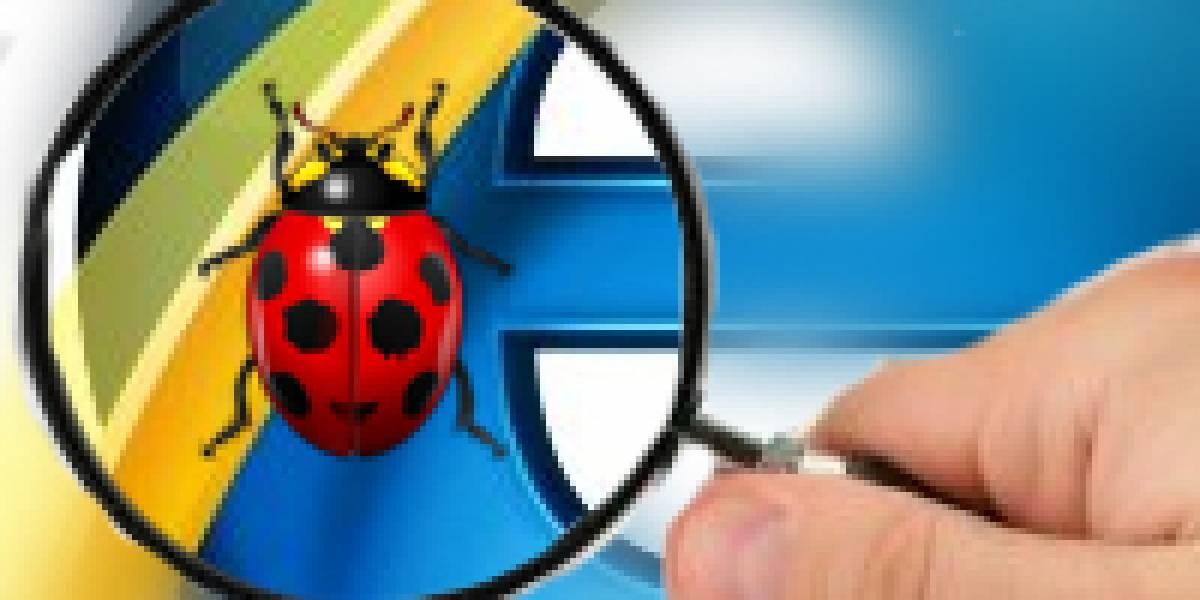 Vulnerabilidad en Internet Explorer afecta a todas las plataformas