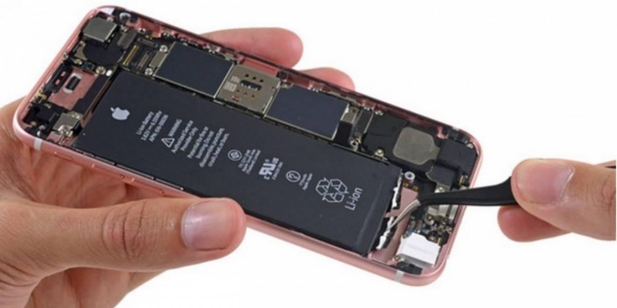 Confirman que el iPhone 6s tiene 2GB de RAM y batería de 1.715mAh