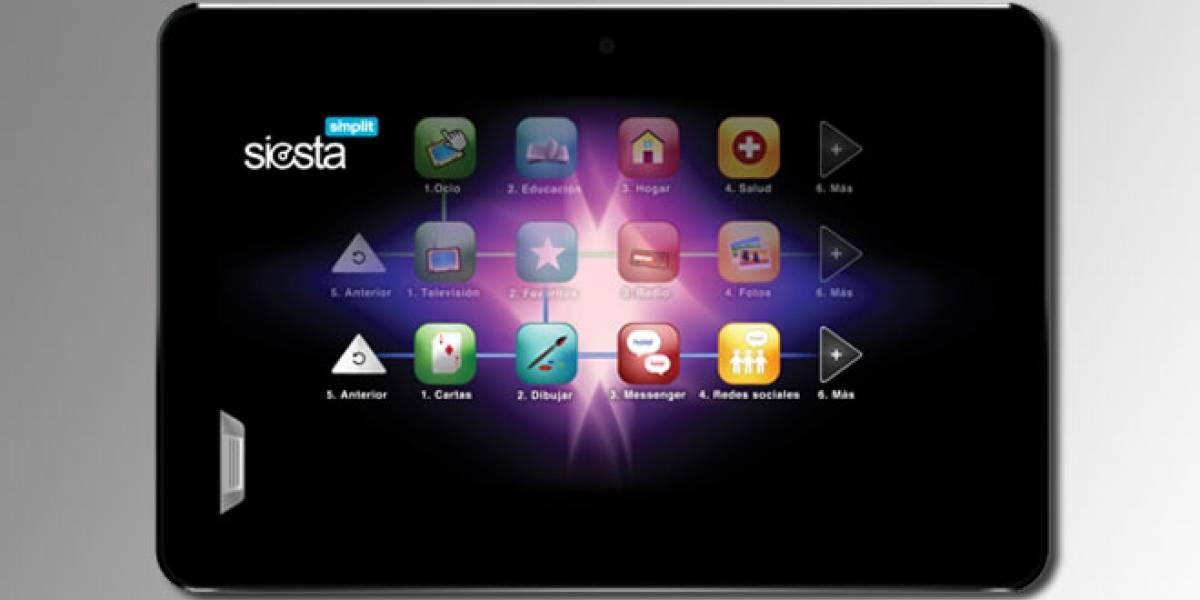 IFree Tablet, el 'iPad español' llega al mercado gobernado por SIeSTA