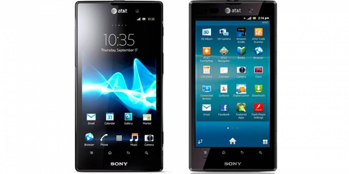 CES 2012: Sony también presenta el Xperia Ion