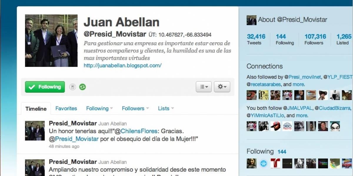 Venezuela: Movistar da SMS gratis para Japón