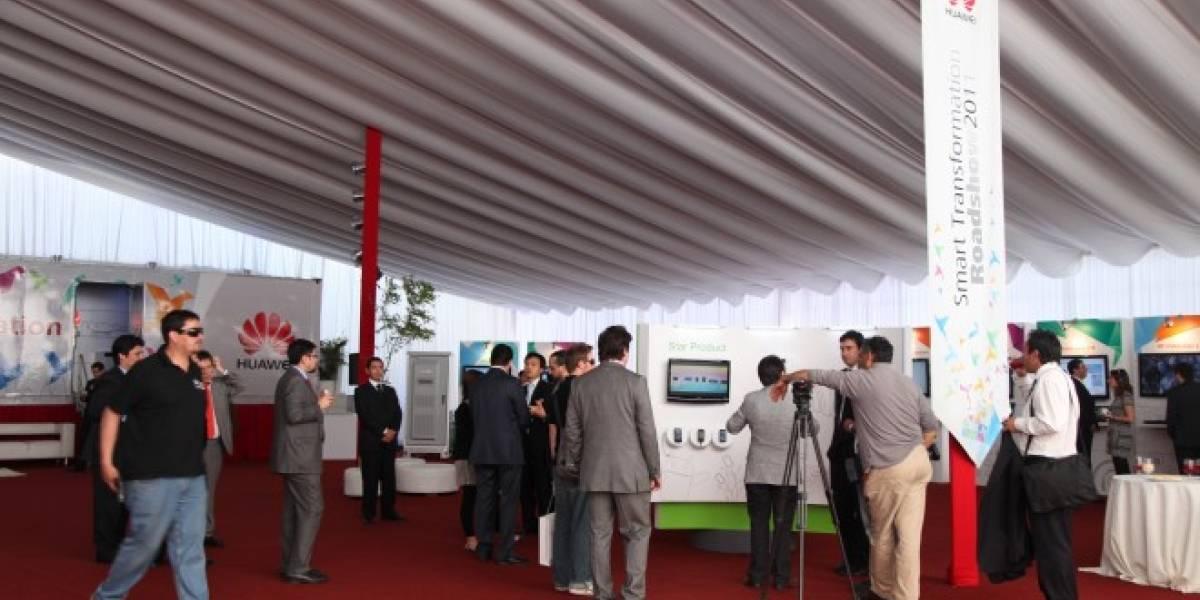 Chile: Huawei inaugura Smart Transformation Roadshow con lo nuevo en redes y telecomunicaciones