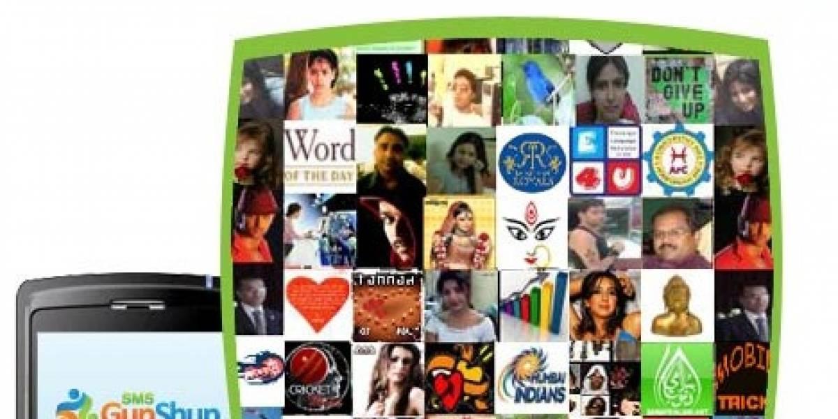 India: Red Social GupShup procesa 2 millardos de SMS al mes