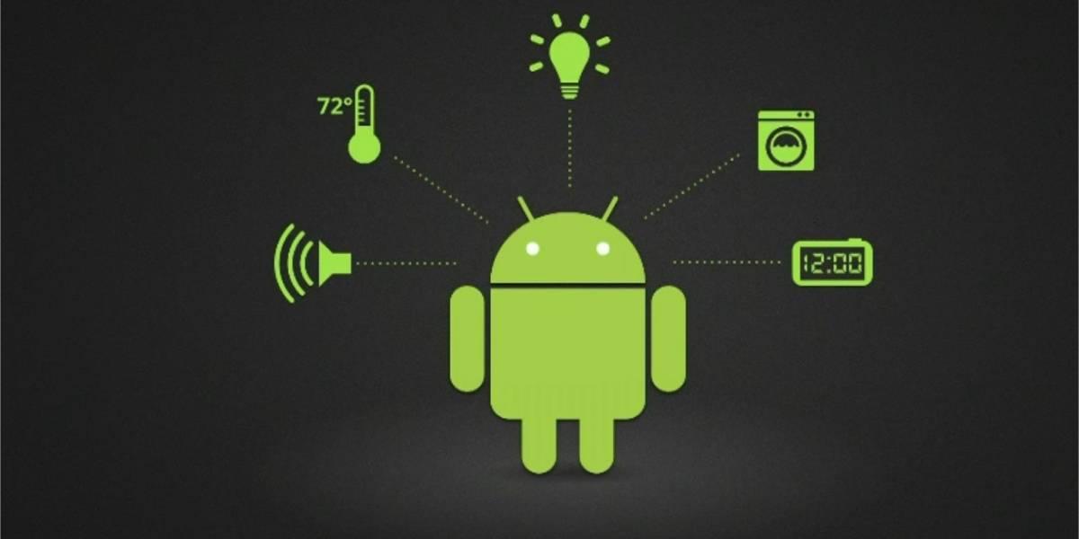 Android@Home: Tu hogar en tus manos, literalmente