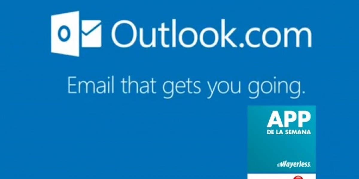 Sincroniza tu correo, contactos y agenda con Outlook