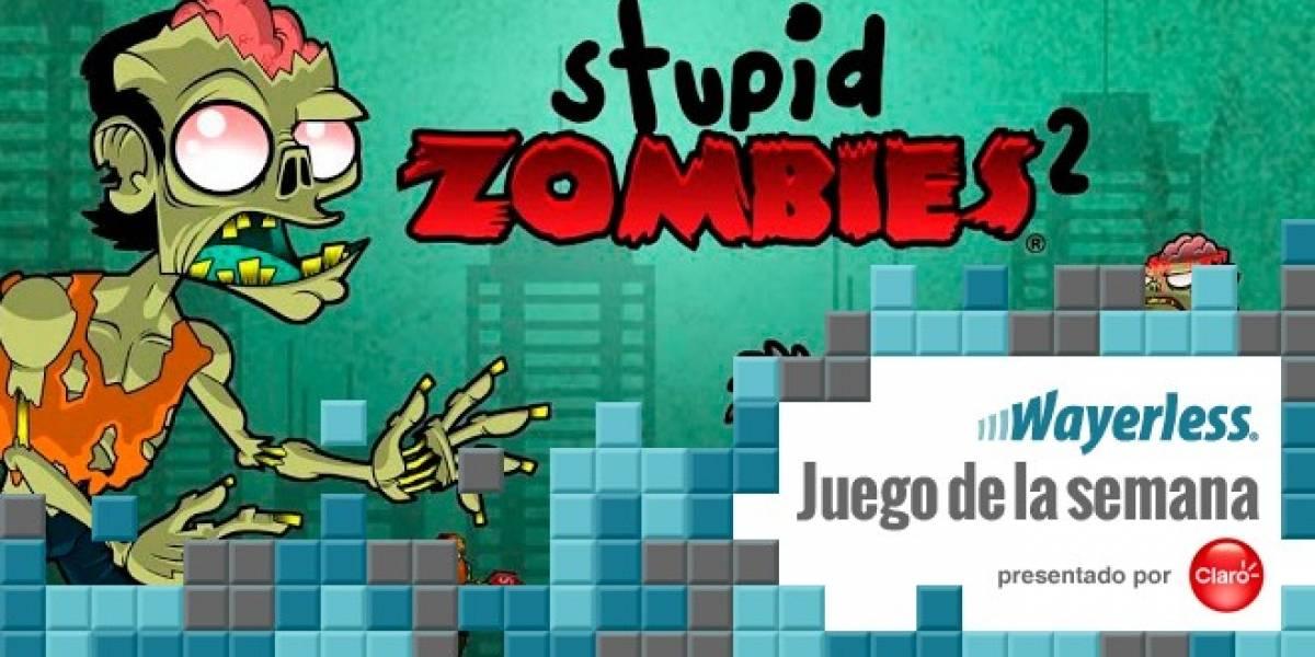 Stupid Zombies 2: las segundas partes pueden ser mejores