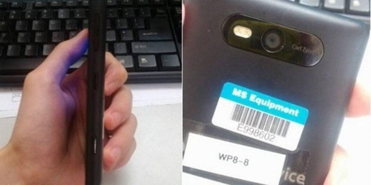Nokia prepararía un Lumia 825 con pantalla PureMotion
