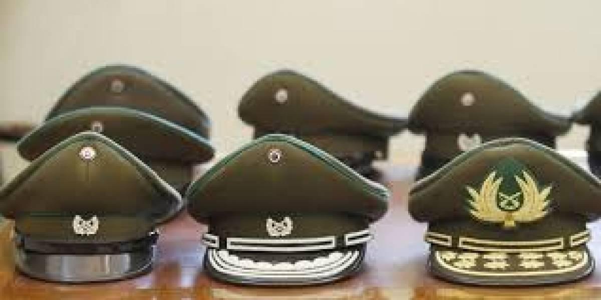 """""""Operación Huracán"""": este lunes interrogarían a los nueve carabineros sospechosos de montaje"""
