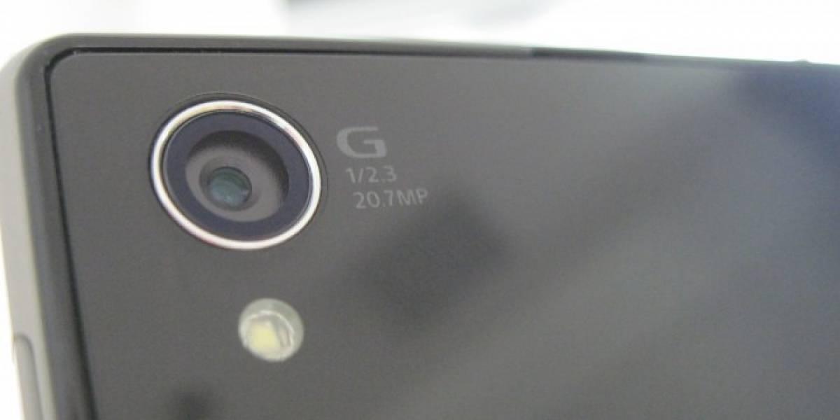 Realizan comparativa de fotografías entre el Sony Xperia Z1 y Xperia Z2