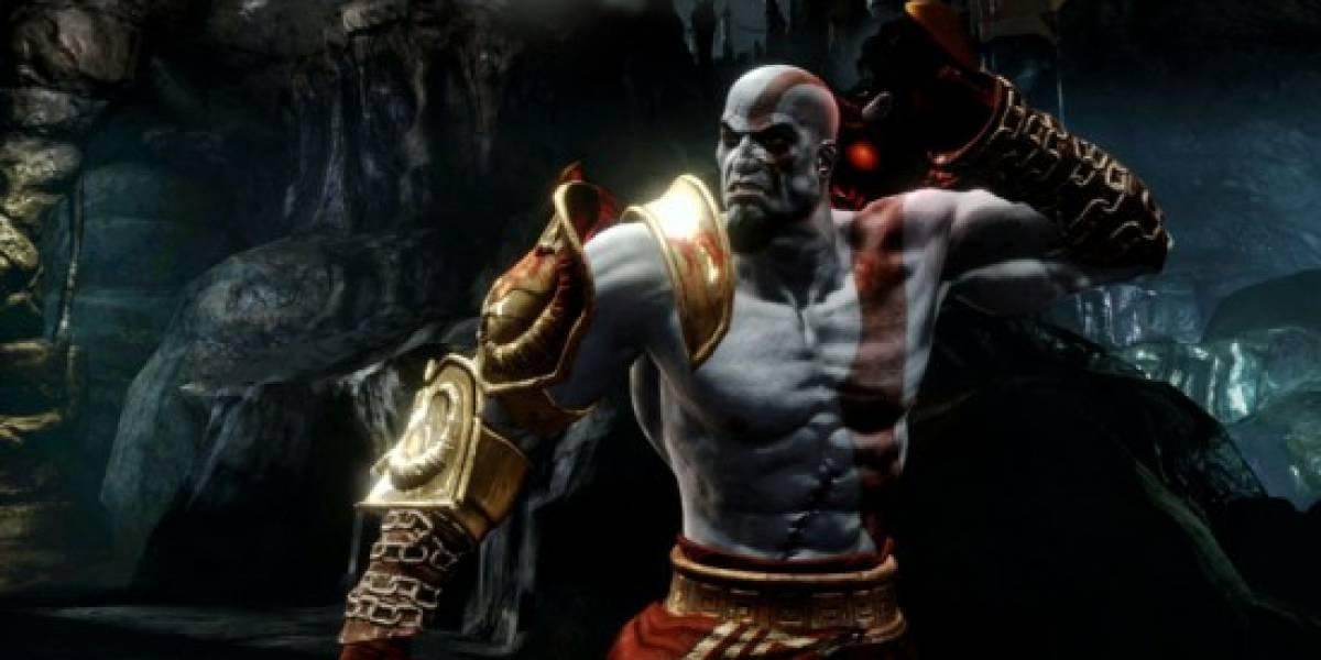 Nuevas imágenes de God of War III