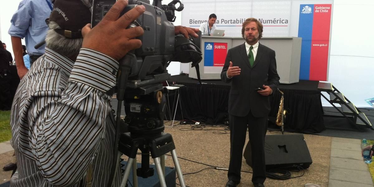 Chile: Imágenes de la Feria Informativa de Portabilidad Numérica