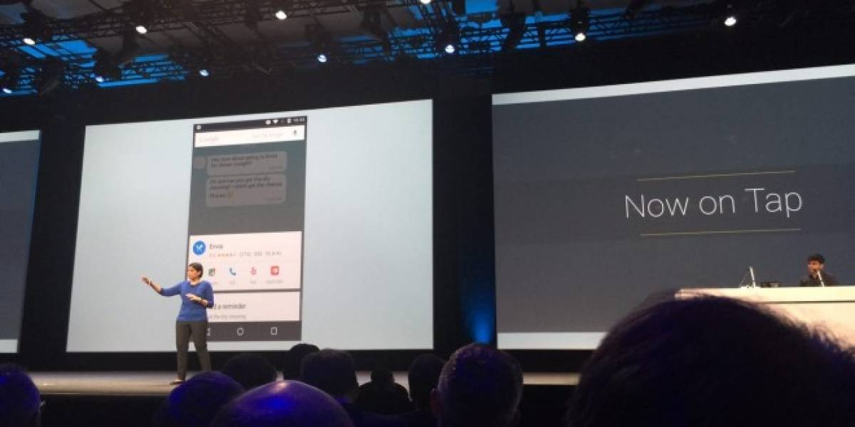 Google Now ya puede darte información contextual desde el navegador #io15