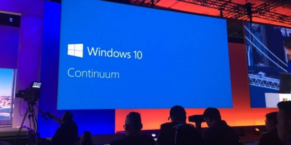 Microsoft anuncia Continuum para móviles: convierte tu celular en un PC #Build2015