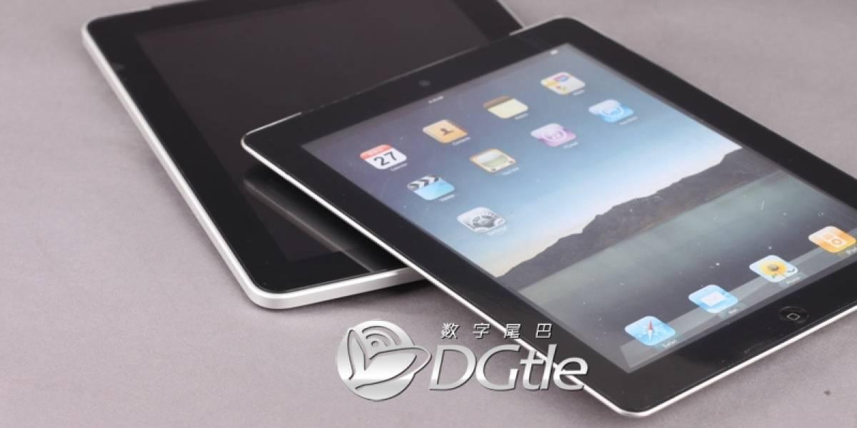 Aparece supuesto iPad 2 en sitios Chinos