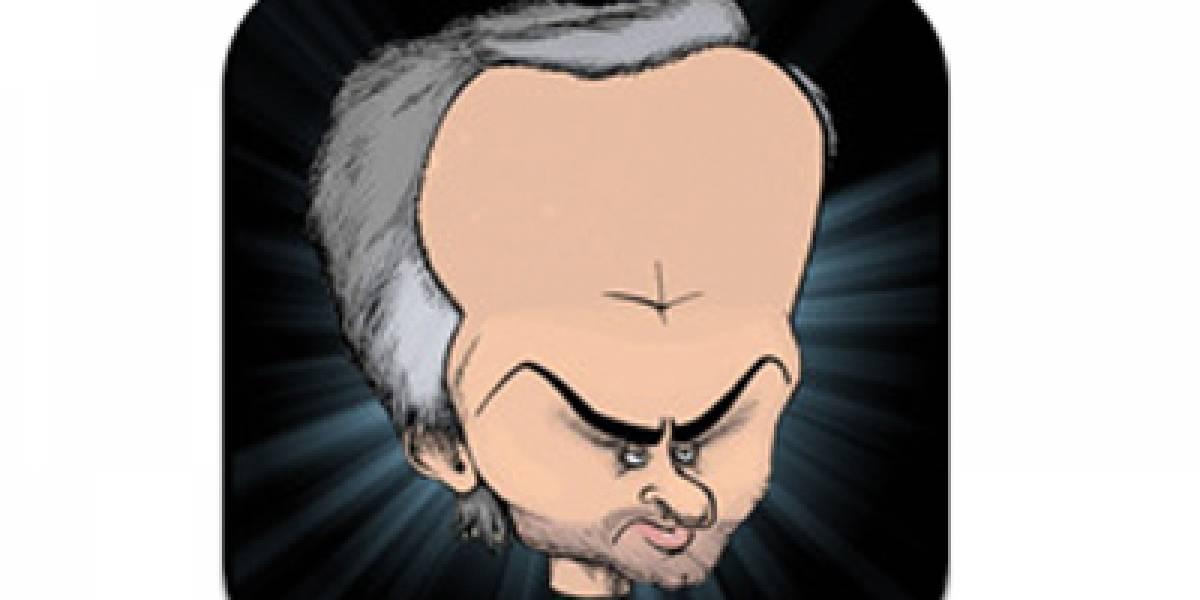 Mourinho es el 'puto amo' en el iPhone