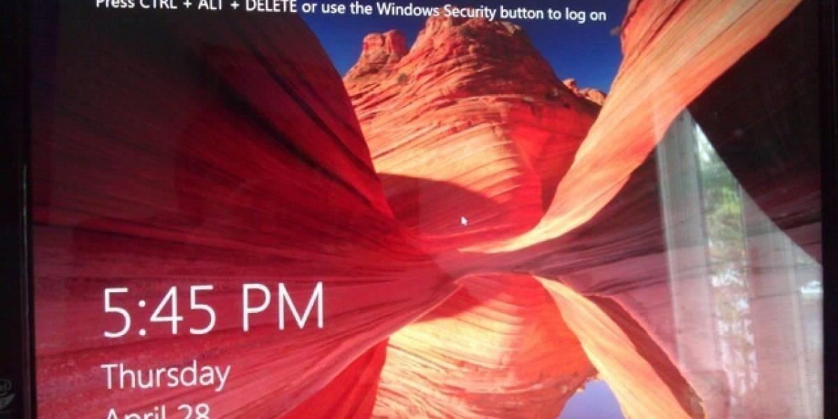 Se filtran muchas cosas más de Windows 8