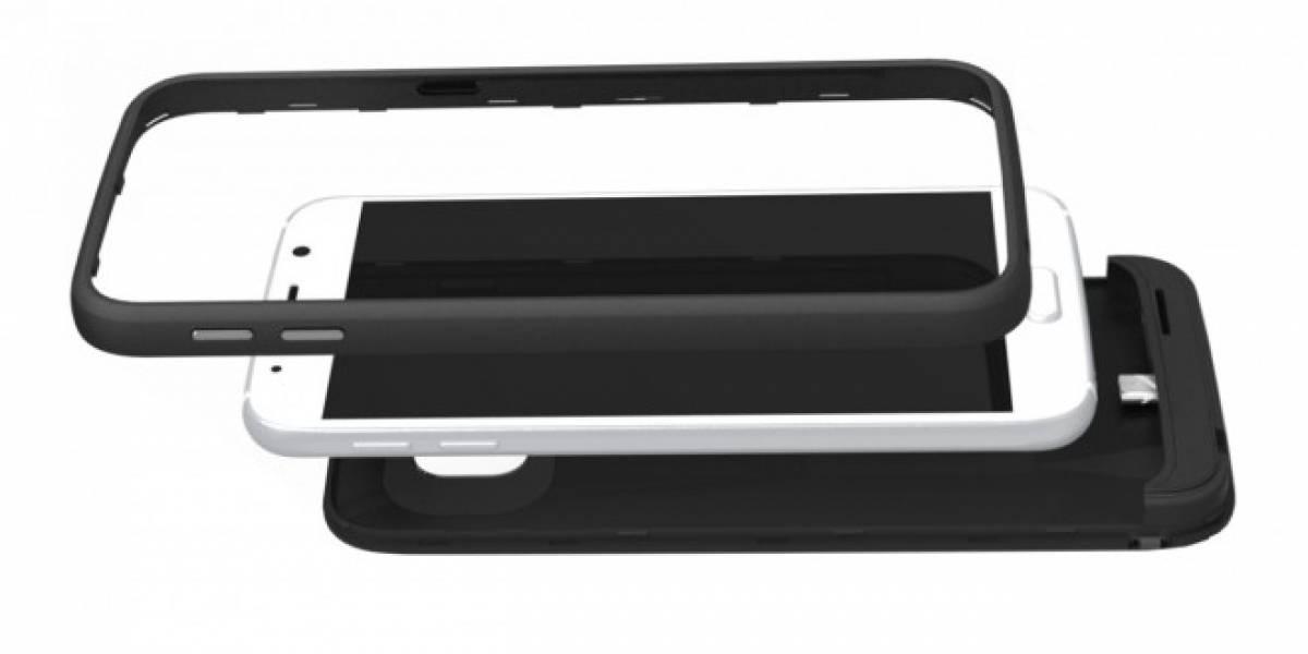 Incipio crea una cubierta para el Galaxy S6 que ofrece más batería y ranura para microSD