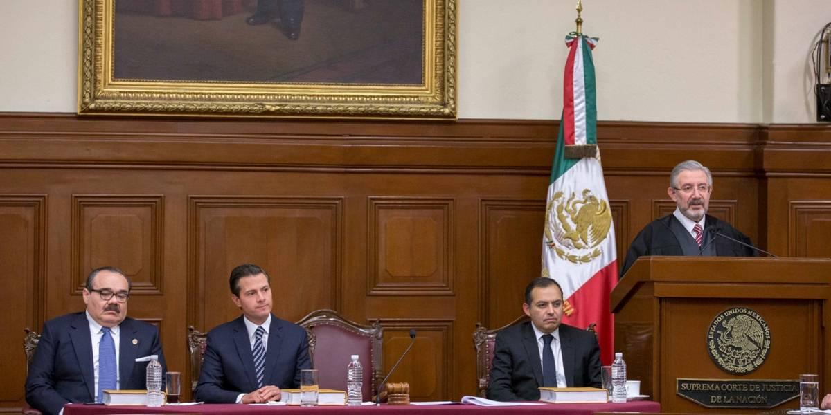 SCJN admite controversia contra Ley de Seguridad, pero rechaza dos