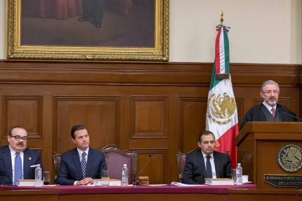 Fuerzas Armadas acatarán resolución sobre Ley de Seguridad Interior: Cienfuegos