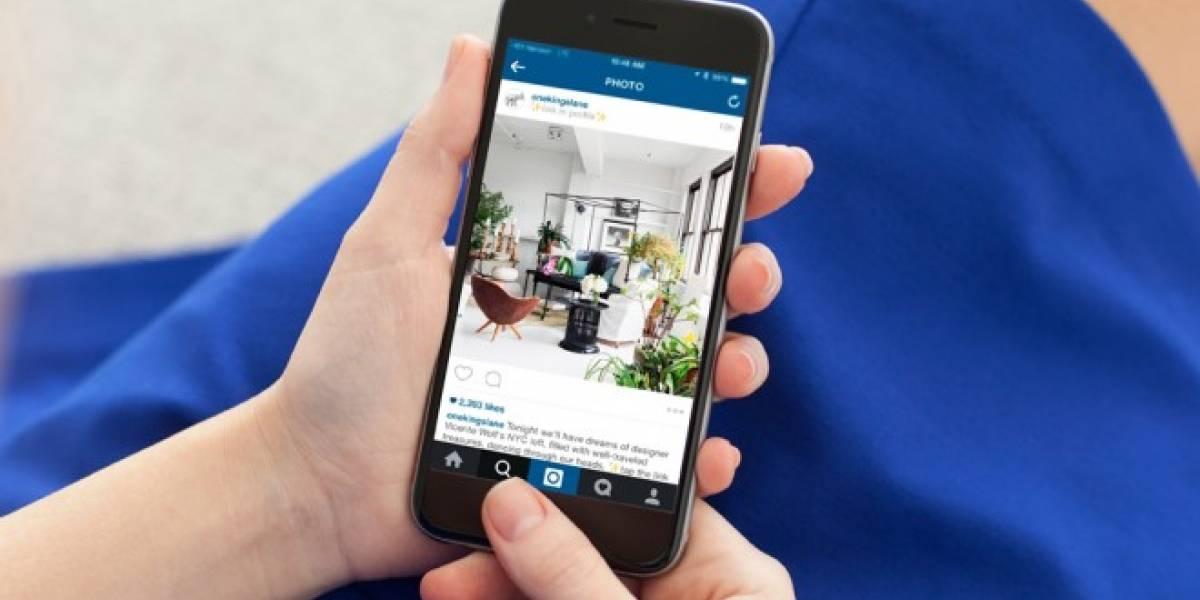 Instagram añade extensión para compartir imágenes en iOS