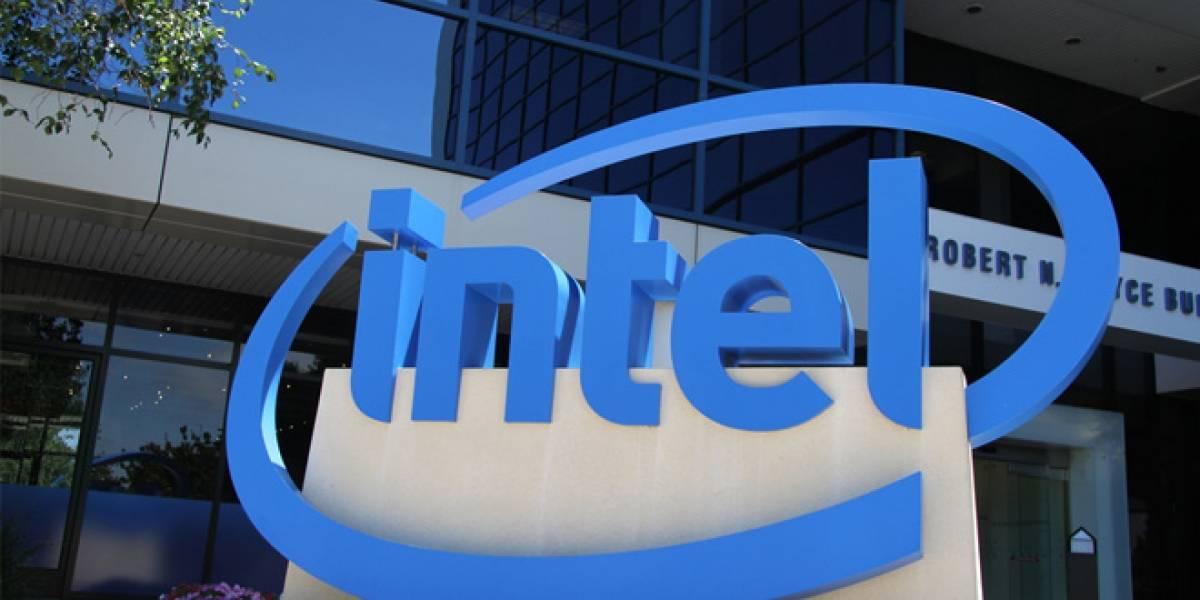 Ganancias de Intel bajaron 13% en el primer trimestre