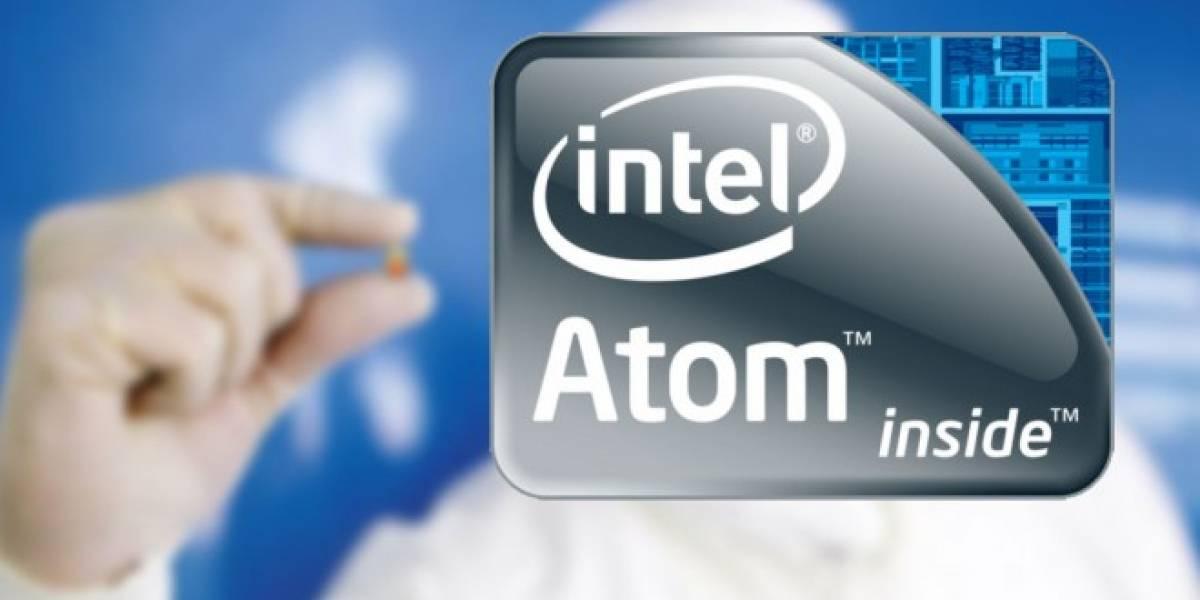 Intel cancelaría producción de procesadores Atom para smartphones