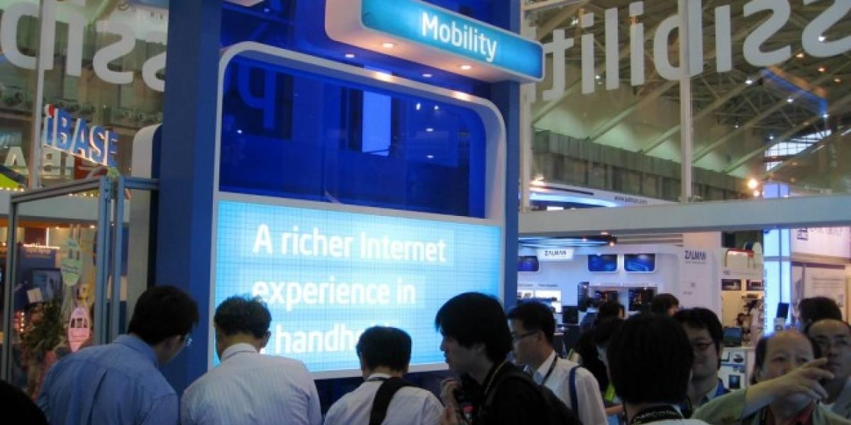 Intel presenta el primer smartphone con procesador Intel Merrifield