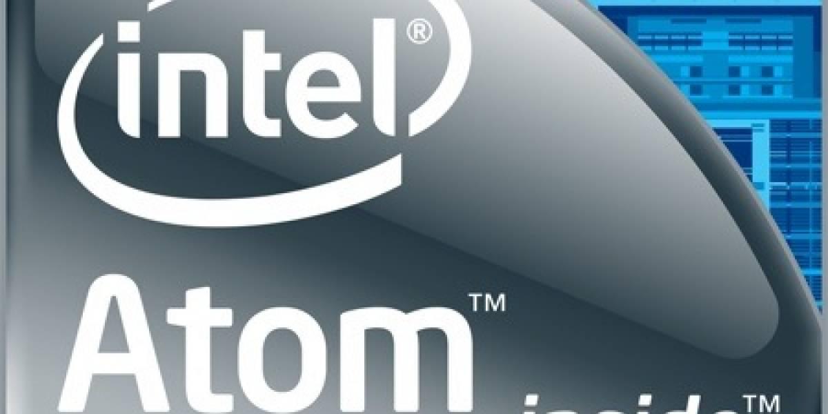 Detalles de los CPU Intel Atom Cedarview para netbooks