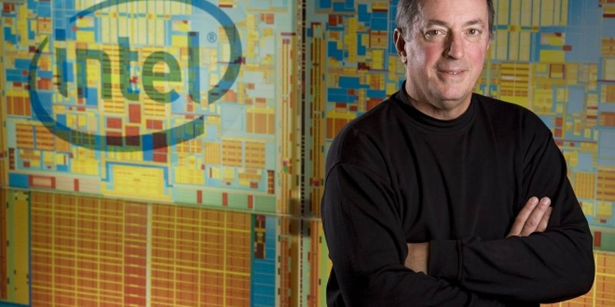 """Paul Otellini, CEO de Intel, sobre la guerra de núcleos en móviles: """"¡A la mierda con eso!"""""""