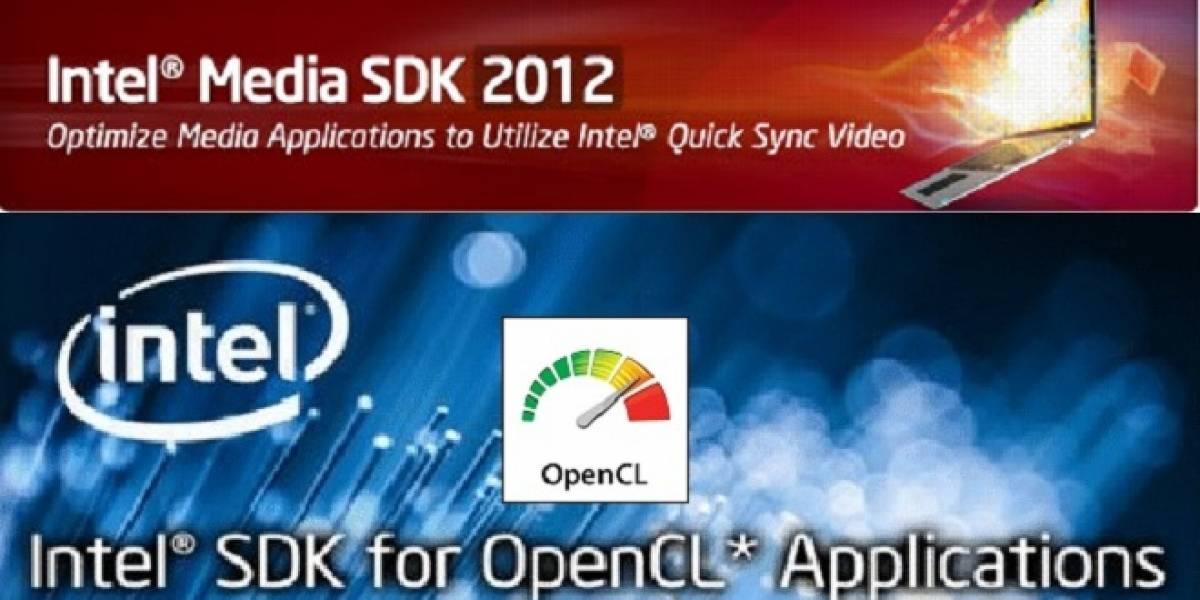 Intel lanza su nuevo Media SDK 2012 R2 con soporte a Blu-ray 3D y OpenCL