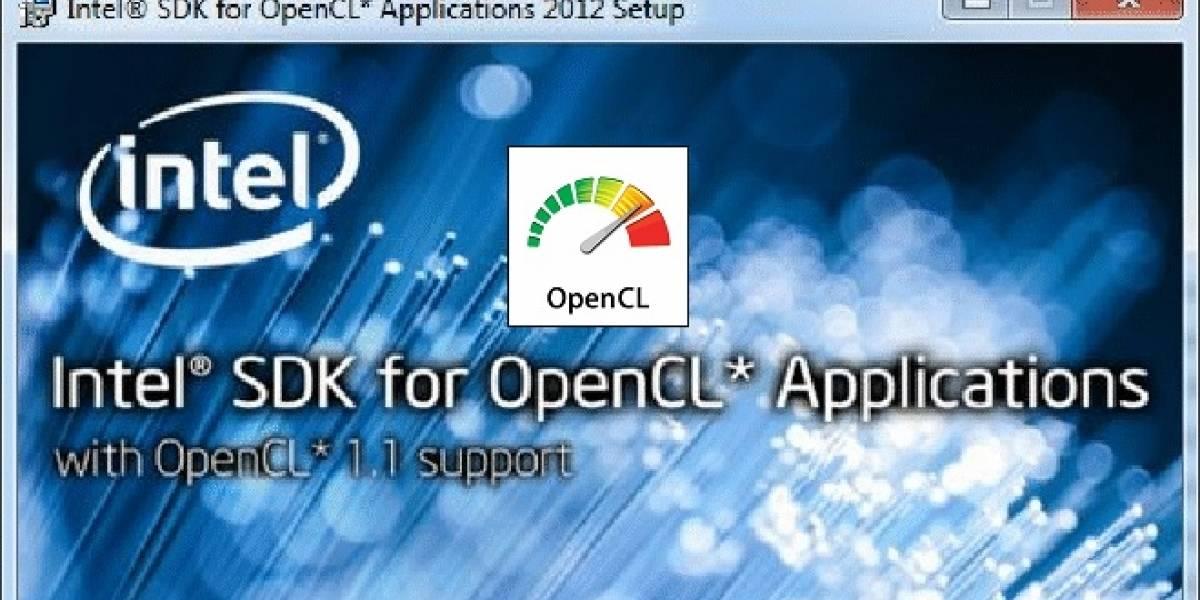 IGP Intel HD Graphics 4000: Rendimiento en cómputo GPGPU OpenCL