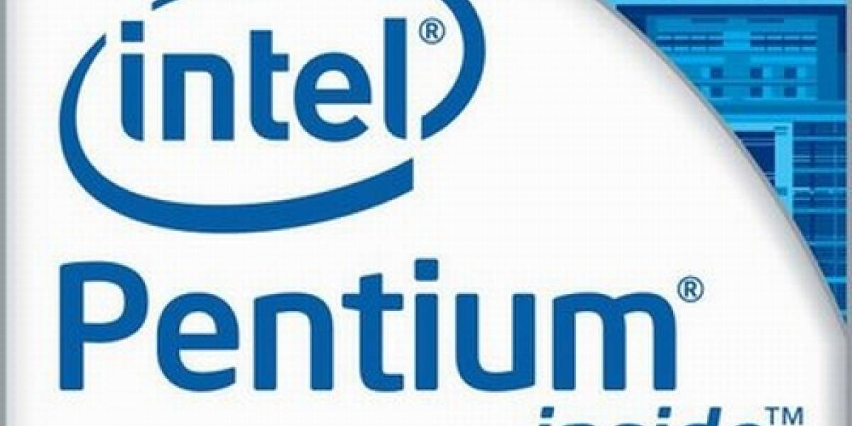 Sandy Bridge llega a Pentium