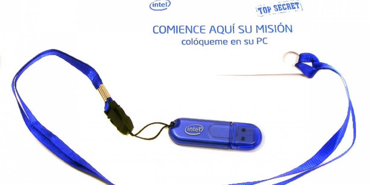 Actualización: Misión Secreta Intel