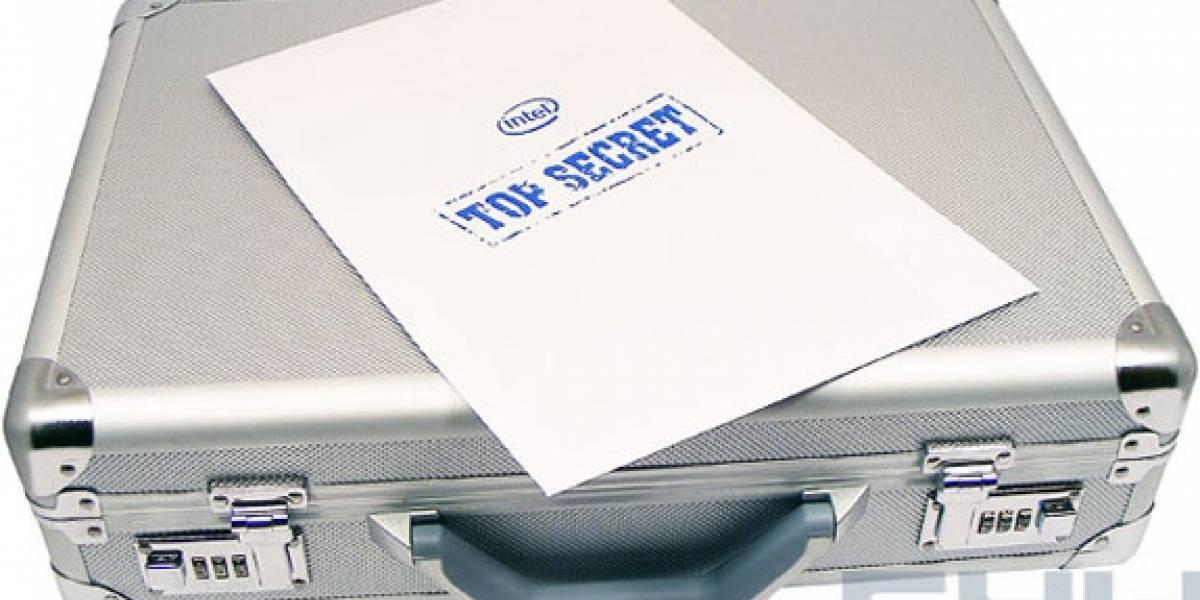 Kit Intel Top Secret