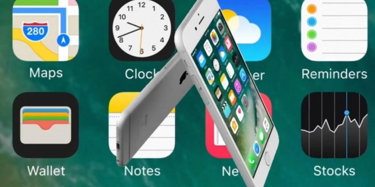 iOS 10 rediseña su interfaz, se centra en Maps, iMessage y emojis