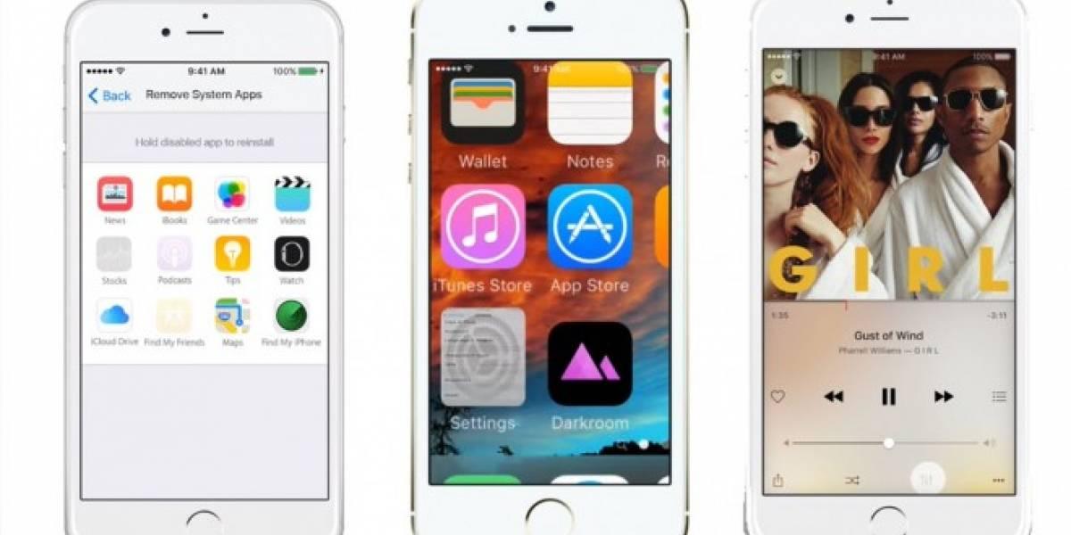 Apple debería imitar a este video conceptual de iOS 10