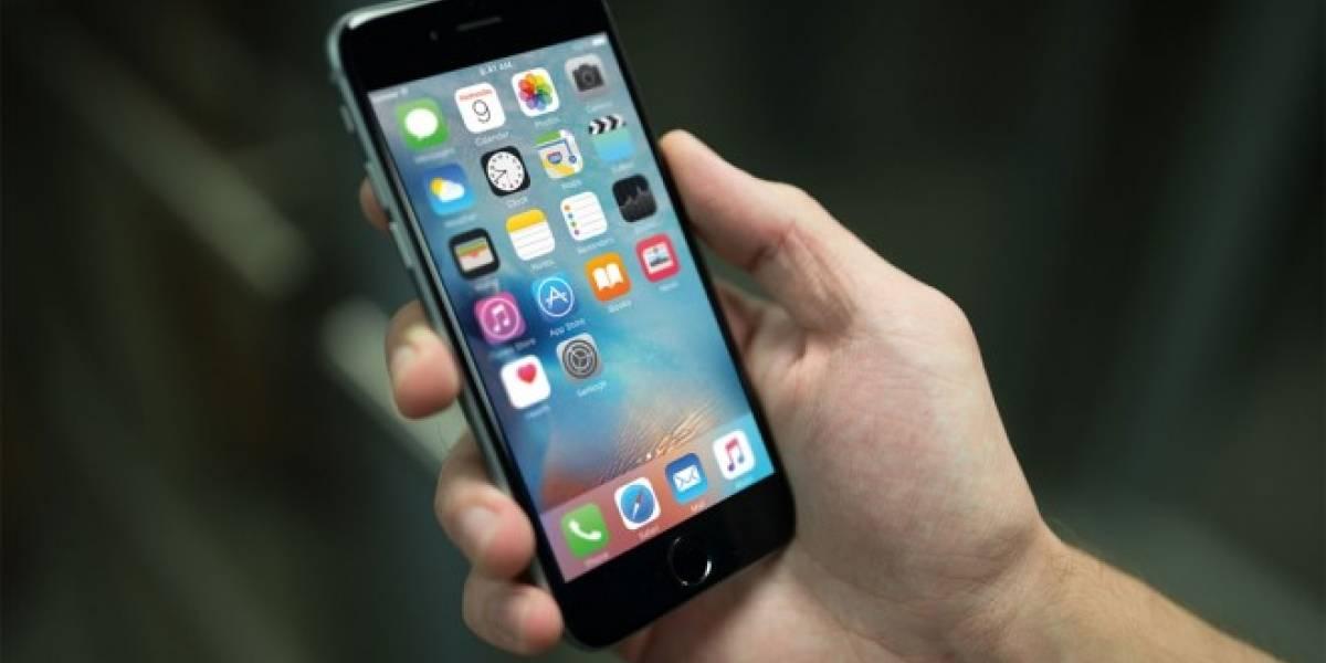 iOS 10 permitiría desinstalar aplicaciones nativas