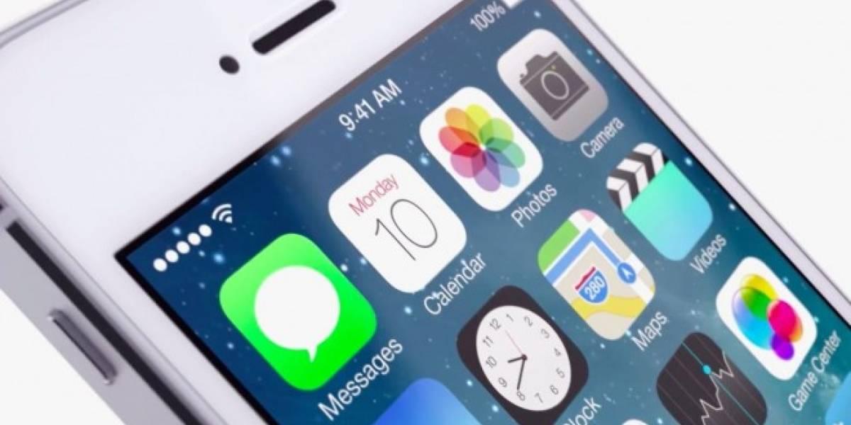 Nuevo problema de seguridad en iOS provoca fallos y reinicio de equipos