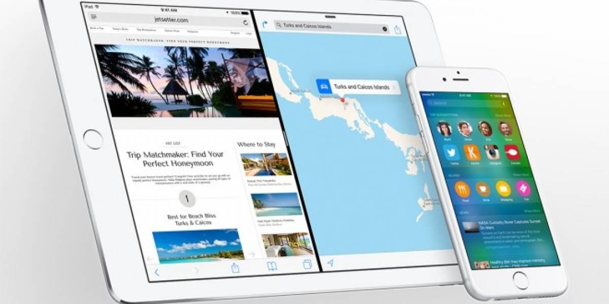 El modo ahorro de batería de iOS 9 hará que tu iPhone sea 40% más lento