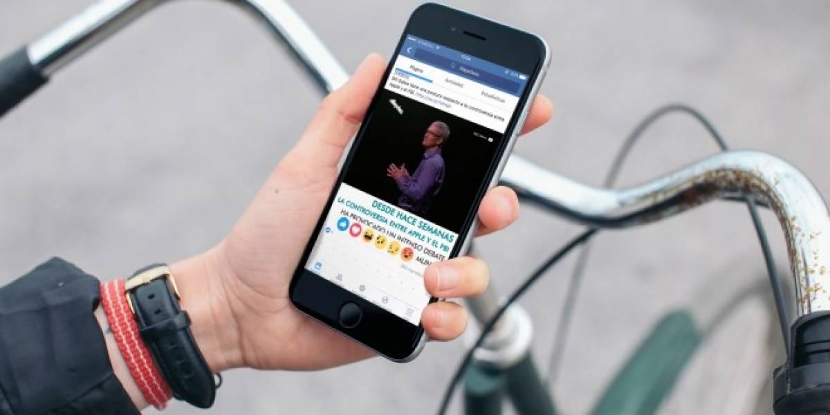 Cómo activar las nuevas emociones de Facebook en tu teléfono