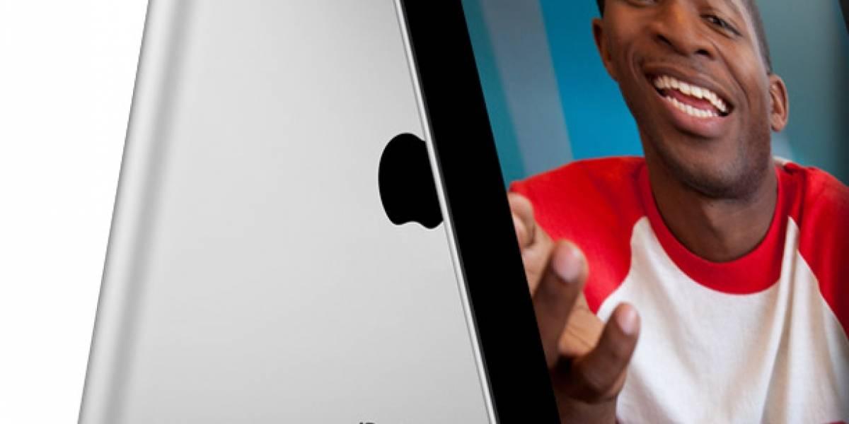 El iPad fue dueño del 83% del mercado de tablets en 2010