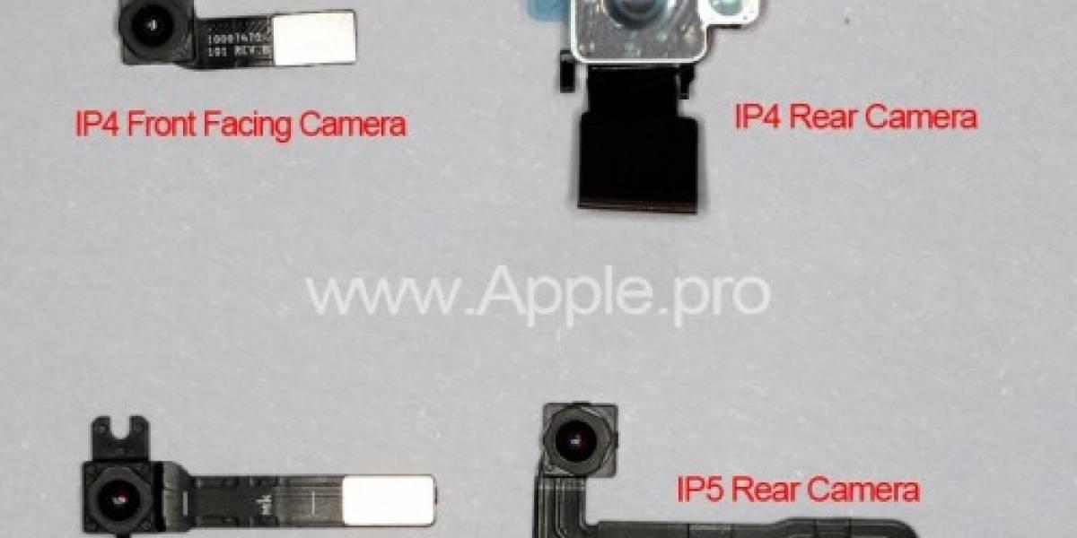 Los posibles cambios en la cámara del futuro iPhone 5