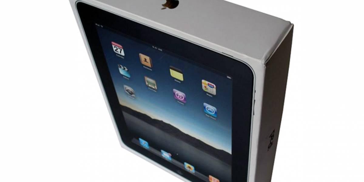 Ya casi no hay existencias de iPad en Estados Unidos
